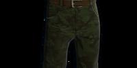 Forest Camo Pants