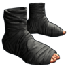 Burlap Ninja Slippers icon