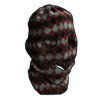 Red Check Balaclava icon