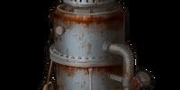 Small Oil Refinery