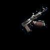 Battle-Scarred AKS47 icon