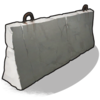 Concrete Barricade icon