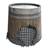 Wooden Bucket icon