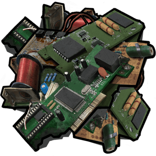 Rust How To Craft Tech Trash