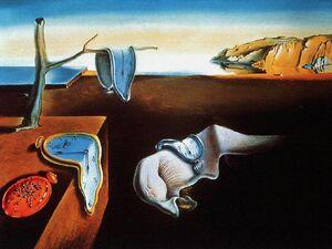 The persistence of memory - 1931 salvador dali