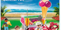 5962 Ice Cream Cart