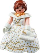5158,figure number 6-queen -or a reach woman-