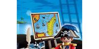 Set 4293 Pirate Captain