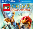 Lego Legends of Chima: Laval's Journey