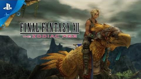 FINAL FANTASY XII THE ZODIAC AGE - Story Trailer PS4