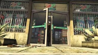 GTA V Welcome to San Andreas Danger Zone Intro
