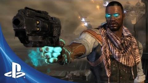 PlayStation All-Stars Battle Royale - Emmett Graves Trailer
