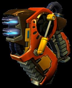 Buzz blades