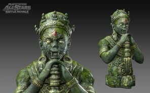 Shambala Statue M01