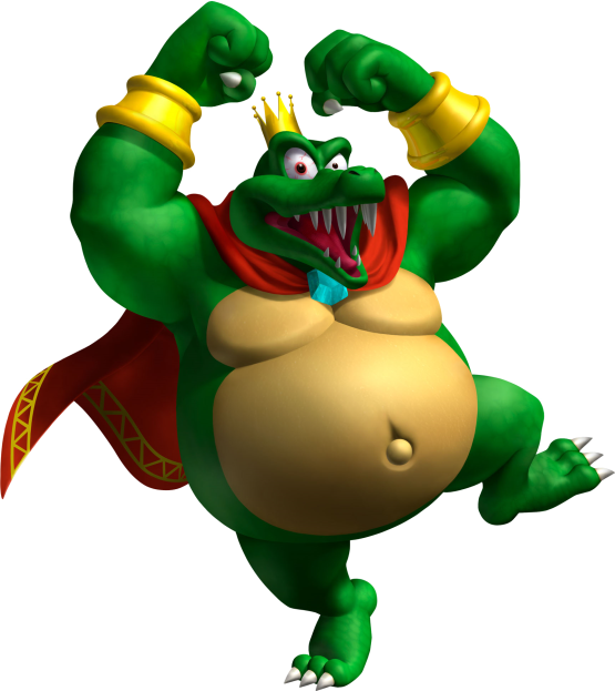 Prelude: Ganondorf vs. King K. Rool by TendoTheGamer on ...