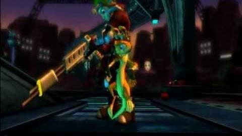 Playstation AllStars Battle Royale - Jak's Colors (Unlockable Costume)-0