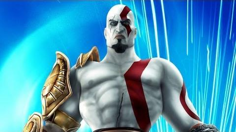 PLAYSTATION ALL-STARS BATTLE ROYALE Kratos Trailer
