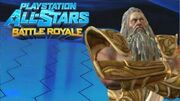 "Playstation All Stars Battle Royale Zeus ""Olympic Armor"" Costume Review (Commentary)"