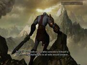 Kratos Intro
