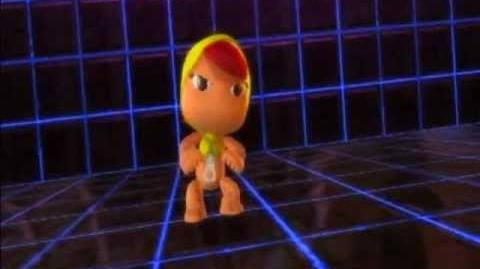 Playstation AllStars Battle Royale - Sackboys Colors (Preorder Costume)