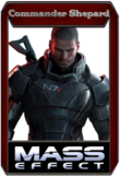Commander Shepard (Maleshep) icon
