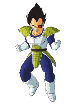 Vegeta render 2 by dev ot-d31cckm