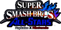 PlayStation X Nintendo: Super Smash Bros All-Stars