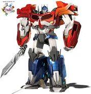 Optimus beast