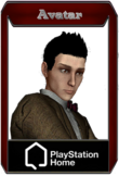 Avatar (Male) icon