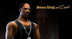Snoopcrow