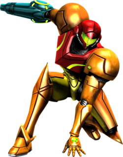 Samus om Artwork