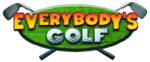 Everybody's Golf Logo 500x208