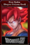 Goku SSG Icon