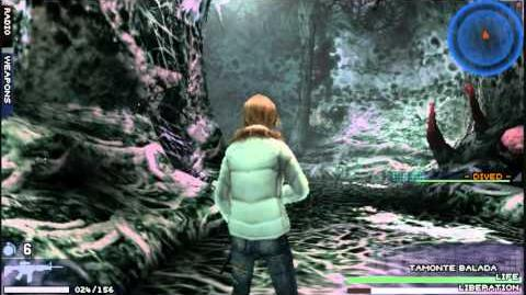 The 3rd Birthday 'Parasite Eve 3' (PSP) HD Gameplay