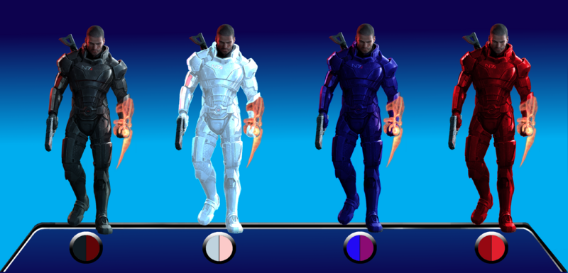 Shepard2 Outfit Colours