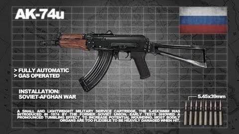 Z Armoury (Nazi Zombies Weaponry Guide) - The 'AK74u' (The AK74fu2)