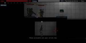 Level 6 - Prison fail