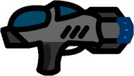 Blue shotgun c01s