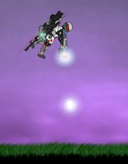 Plasmagun Gliding
