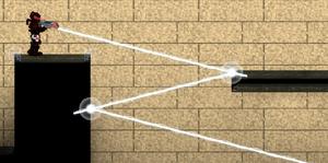 Railgun Ricochet