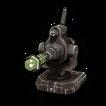 Laser basic C icon