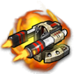 Blaster legendorb icon