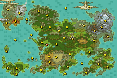Mystery Dungeon World