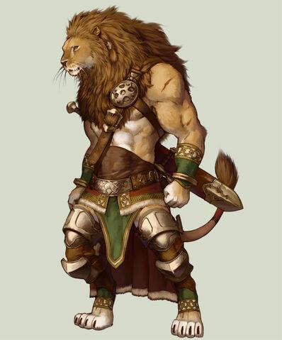 File:Lion warrior by koutanagamori-d3c0mhi.jpg