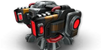 Battle Multishot Blaster