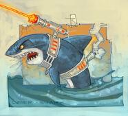 Shark-1 (Color)