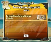 Let the spooky win