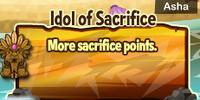 Idol of Sacrifice