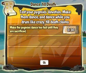 Dance 'till Death