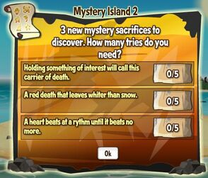 Mystery island 2
